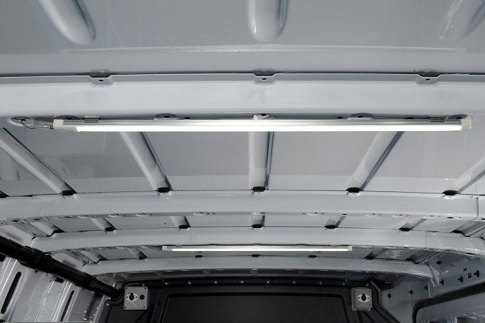 Plafoniere Per Van : Plafoniere a led per van: sostituzione neon con led: chiarimenti e